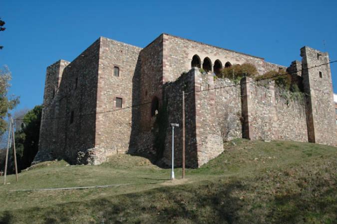 Castell de Vallparadis, en Terrasa, Barcelona