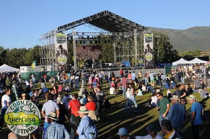 Huercasa Country Festival en Riaza, Segovia