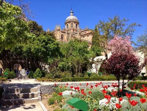 San Valentín romántico en Salamanca