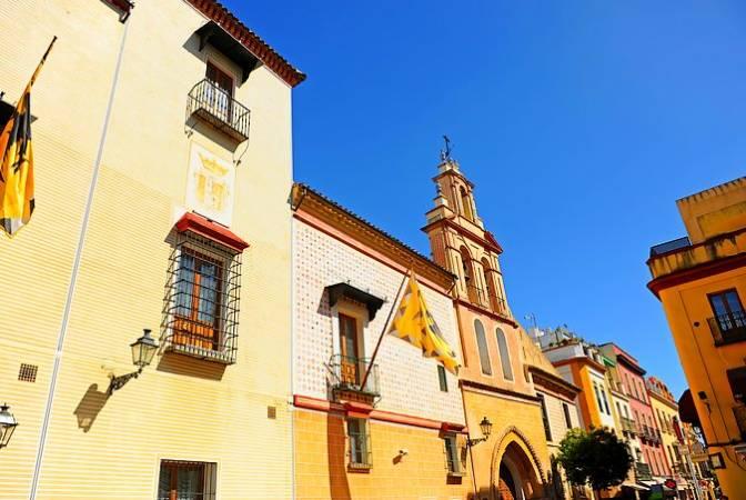 La Iglesia de Santa María la Blanca de Sevilla