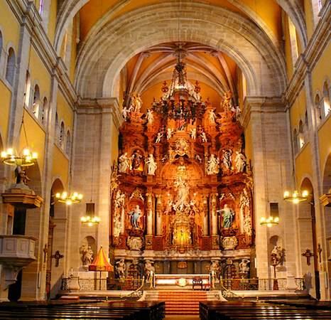 Basílica de Santa María de Igualada