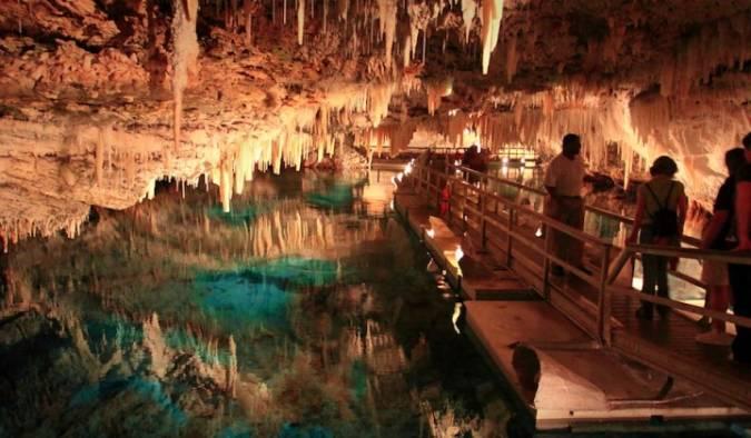 Unas impresionantes grutas: Cuevas de Piñar