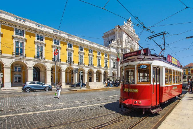 Inaugura tu año viajero con una escapada 'low cost' a Lisboa