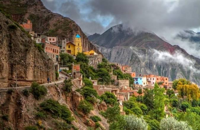 Iruya, un pueblo argentino colgado de la montaña