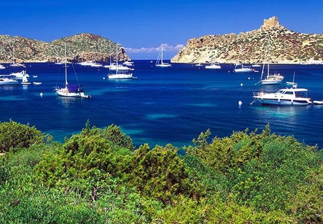 Descubre la isla de Cabrera en Mallorca