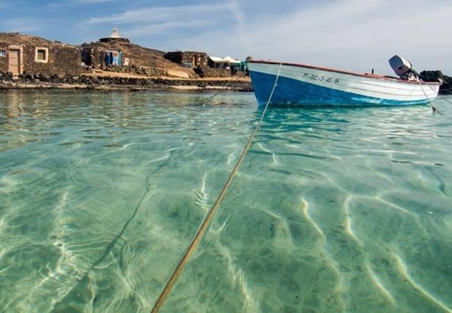 La Isla de los Lobos: de viaje por Fuerteventura