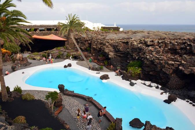 Los Jameos del Agua, un lugar lleno de magia en Lanzarote