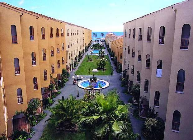 Jardines del Plaza, hotel para familias en Peñíscola