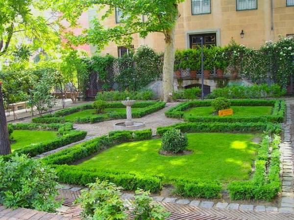 Los Jardines del Príncipe de Anglona, en Madrid