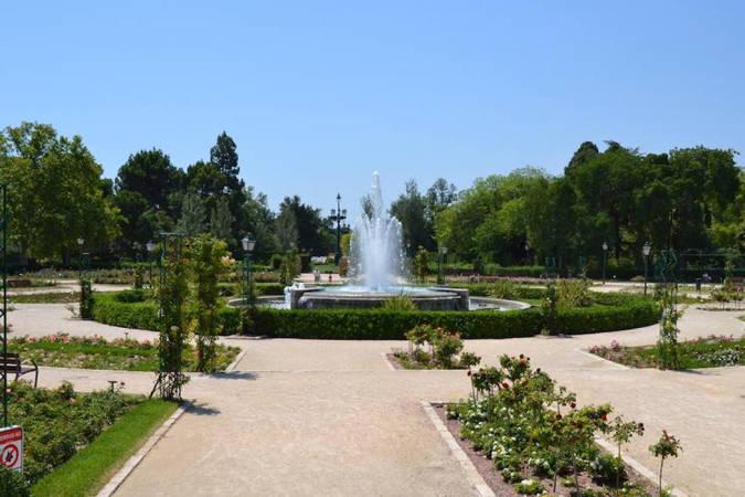 Jardín de Viveros