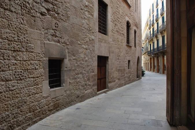 Judería de Barcelona