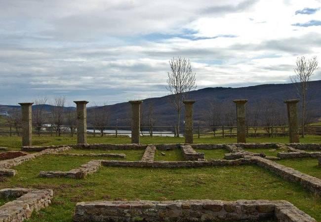 Julióbriga: una auténtica ciudad romana en Cantabria