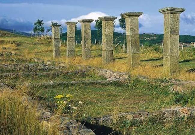 Descubre la ciudad romana de Julióbriga en Cantabria