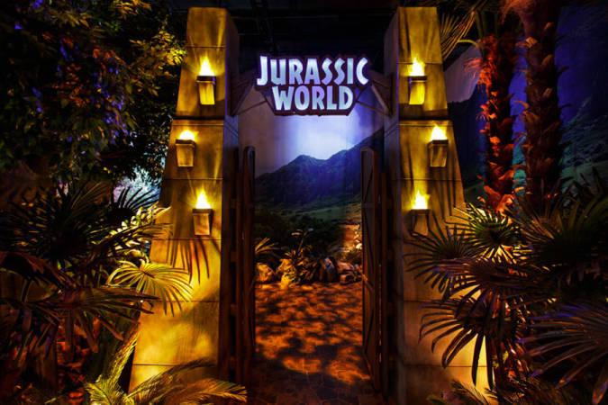 Jurassic World, los dinosaurios se instalan en Madrid