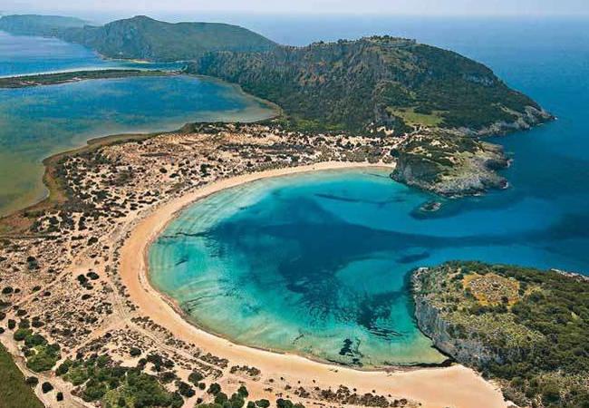 Kalamata, el perfecto destino griego en la costa del Peloponeso