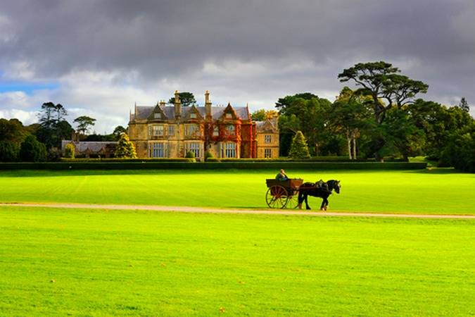 Killarney, un viaje a la esencia de Irlanda
