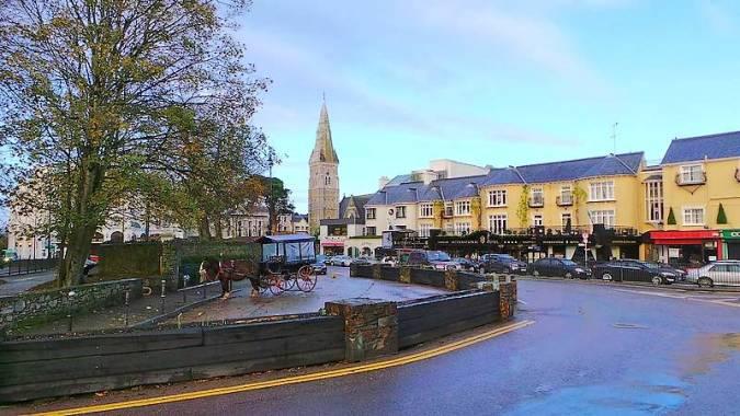 La ciudad de Killarney, en Irlanda