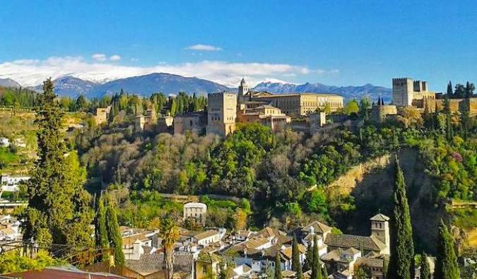 Visitamos la Alhambra de Granada