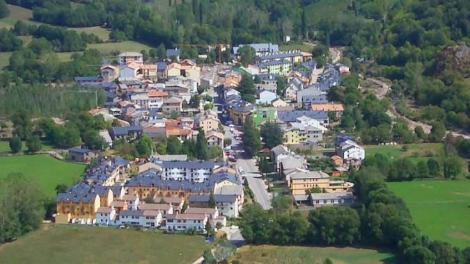 La belleza pirenaica de Castejón de Sos, en Huesca