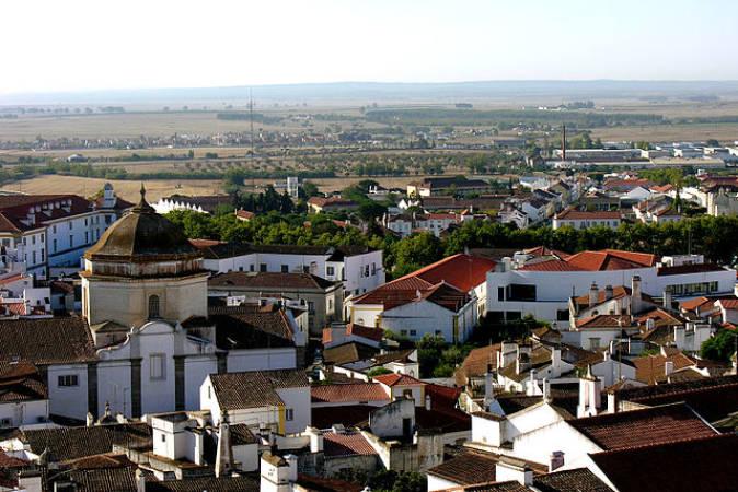 La ciudad de Évora, en Portugal, Patrimonio de la Humanidad