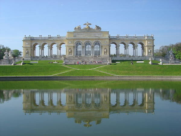 La ciudad imperial de Viena, capital de Austria