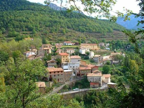 La Coma- Port Del Comte, una buena combinación turística en Lleida