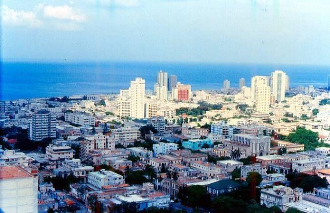 La encantadora ciudad de La Habana, en Cuba