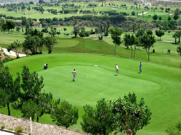 Country Club La Envía Golf, en La Envía, Almería