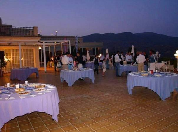 La Envía Golf Restaurante, en La Envía, Almería