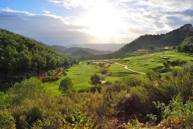 La Galiana Golf, en Valencia