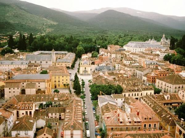 Escapada a La Granja de San Ildefonso, en Segovia