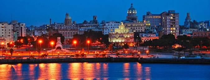 La Habana Vieja, el barrio mas antiguo de la capital de Cuba