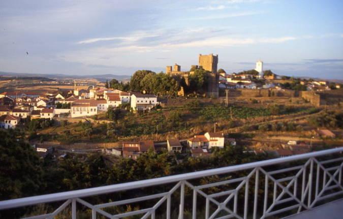 La histórica ciudad de Bragança, en Portugal
