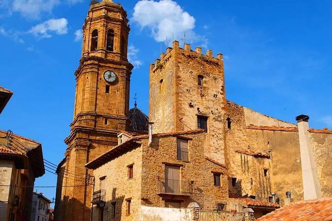Escapada a La Iglesuela del Cid, en Teruel