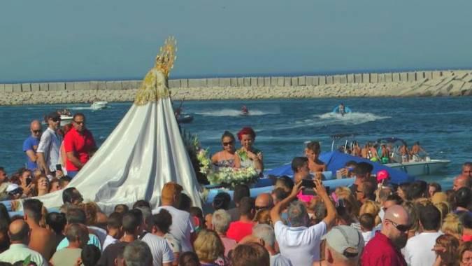 Fiestas de la Virgen del Carmen en La Línea de la Concepción