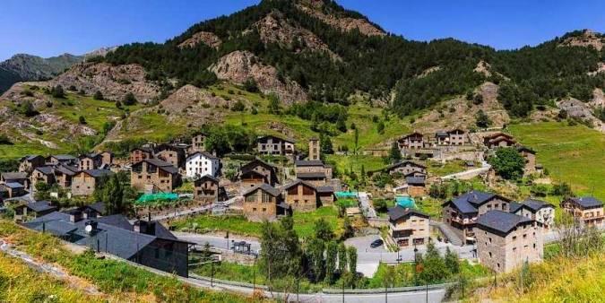 La Massana, un destino para todo el año en Andorra