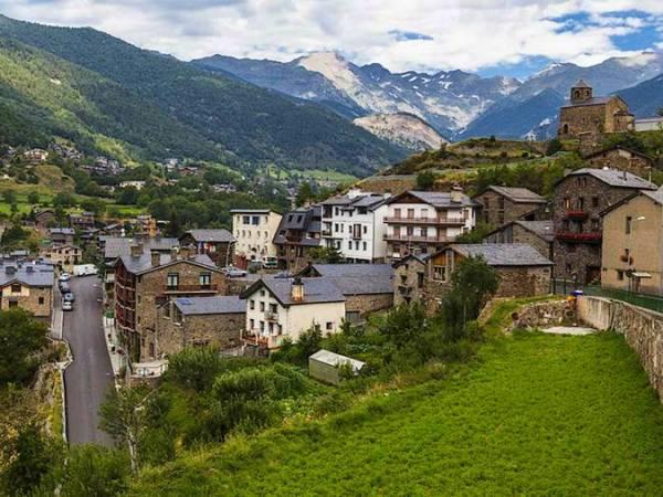 La Massana, en el Principado de Andorra