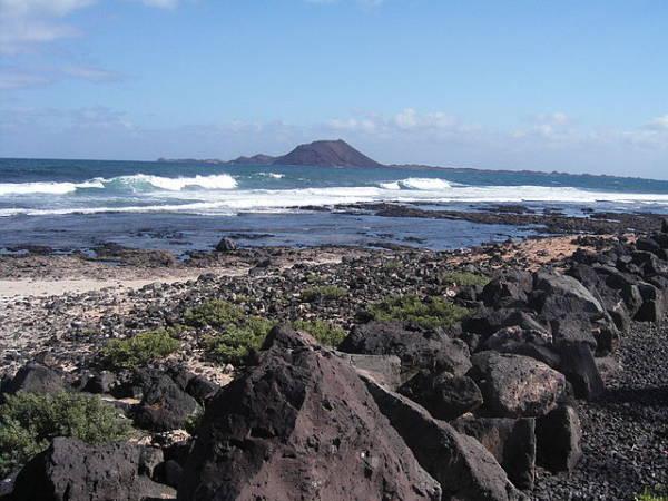 La Oliva, sol y playas todo el año en la isla de Fuerteventura