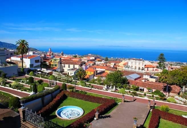 La Orotava, uno de los pueblos más bellos de Tenerife