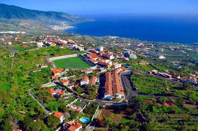 Municipio de Breña Baja, en La Palma