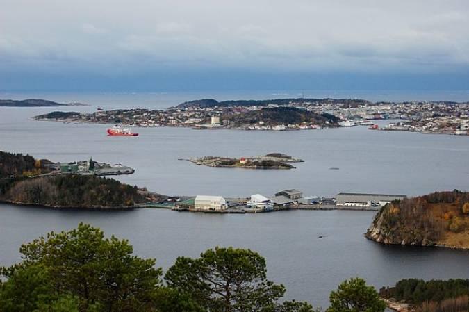 La peculiar ciudad de Kristiansund, en Noruega