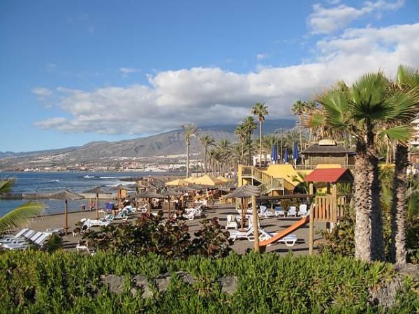 Destinos en Tenerife: Playa de las Américas