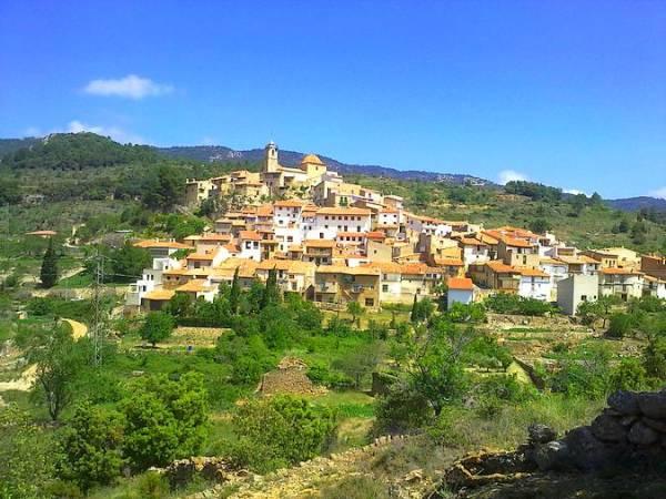La Pobla de Benifassà, buen turismo rural en Castellón