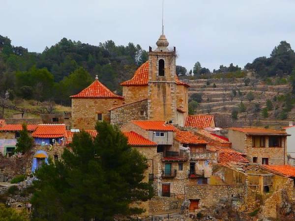 La Pobla de Benifassà, en Castellón