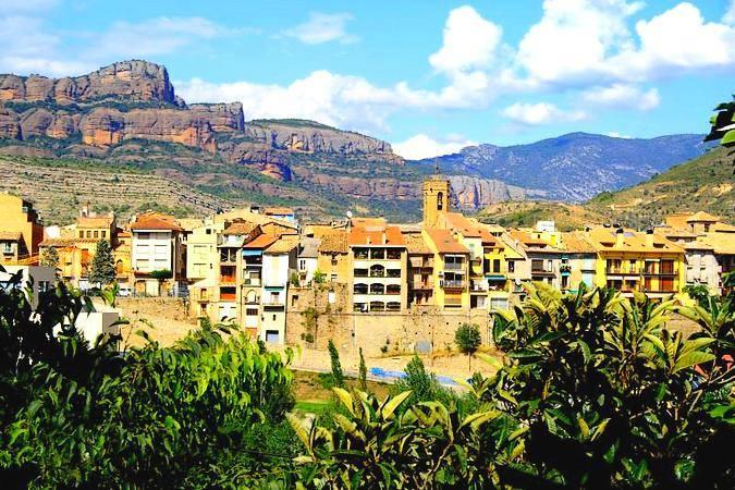 La Pobla de Segur, gran destino en el Pirineo Catalán