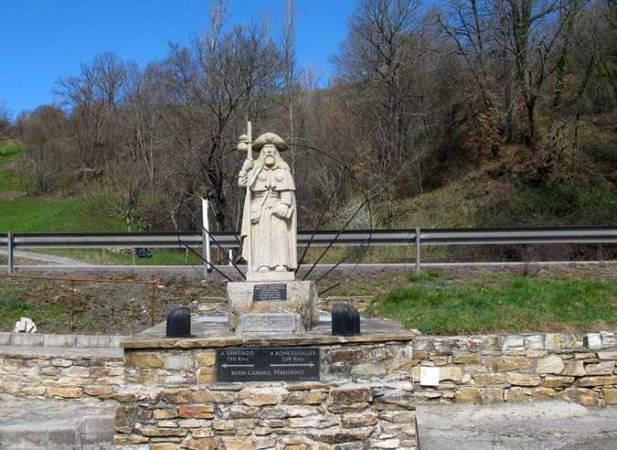 Camino de Santiago: La Portela de Valcarce, en León