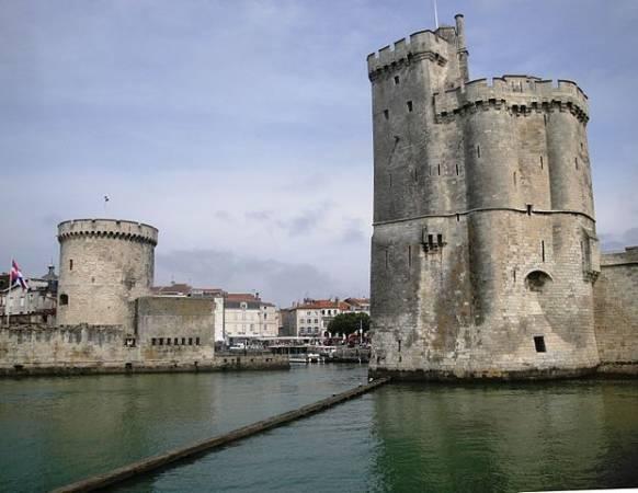 La Rochelle, uno de los destinos más bellos de Francia