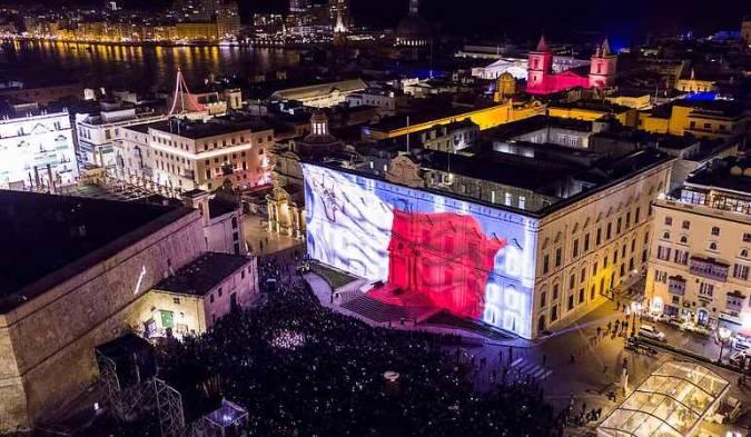 La Valeta, Capital Europea de la Cultura 2018