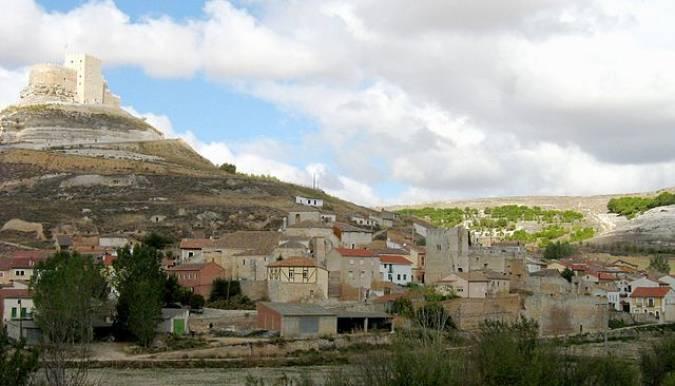 La villa de Curiel de Duero, en Valladolid