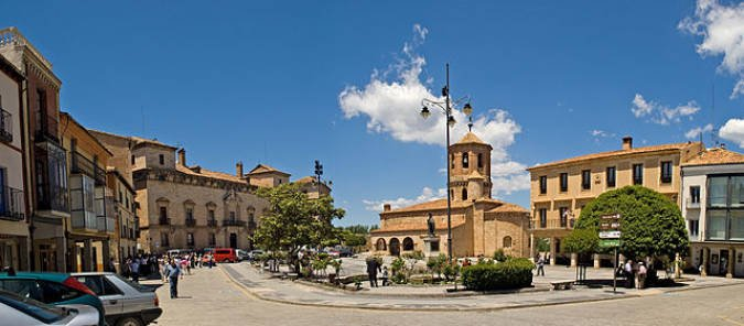 La villa medieval de Almazán, en Soria